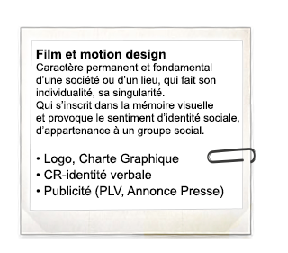Film et motion Design