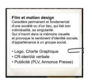 Film et motion Design