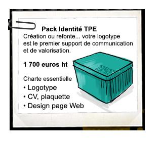 Pack TPE Identité Visuelle
