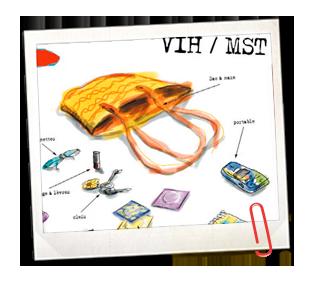 VIH MST