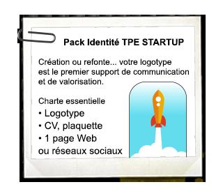 Pack TPE StartUP Identité Visuelle